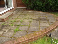 Patio Cleaning London image